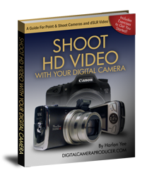 Shoot HD Video With Your dSLR or Digital Camera